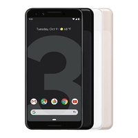 Google Pixel 3 64GB 128GB Black White Not Pink Unlocked 12 Month Warranty
