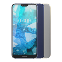 Nokia 7.1 TA-1095 64GB4G LTE Unlocked AU Stock Express Delivery